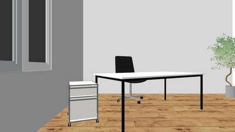 Ufficio grande - Minimal - Office  - by stelabtravel