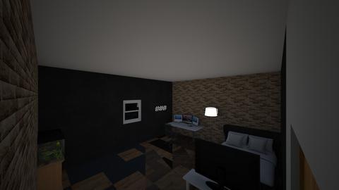 my room - Bedroom - by papapapapapap