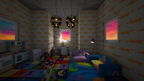 Play room well tried - Kids room - by mattystew