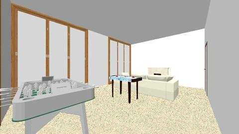 adelefx - Vintage - Living room  - by adelefx