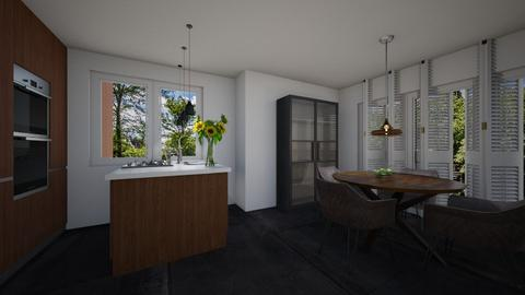 basisEdHettiemettegels - Living room  - by gritje67