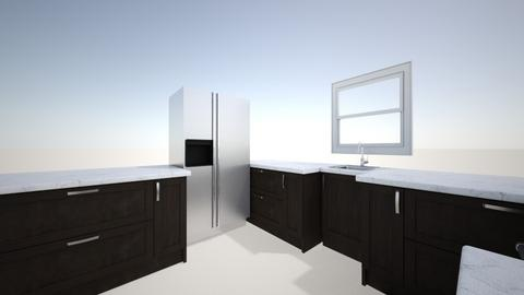U Shaped Kitchen - Kitchen  - by ssmi7209