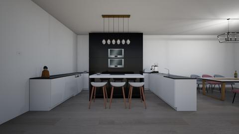 Kitchen_Laura1 - Modern - Kitchen  - by Bedrica