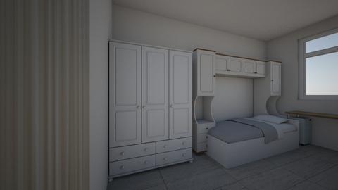 Alex room - Living room  - by dviedma