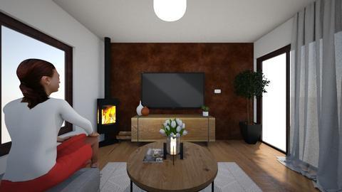 Dnevna soba - Living room  - by Kristina_cukac