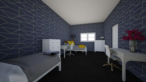 Meredith College dorm - by Amil