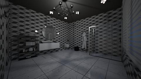 6 - Bathroom  - by victoriakandy