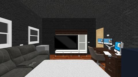 the coolest god damn room - Modern - Bedroom  - by cool deisgns