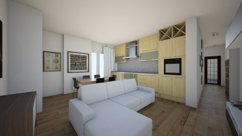 MyOpenSpace - Modern - Living room - by Vincenzo Colucci