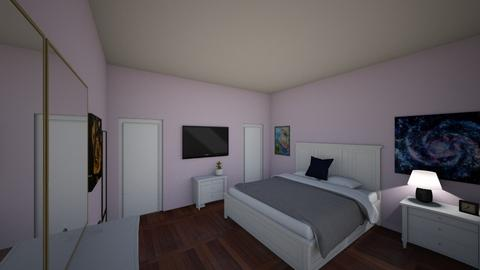 room design by niya  - Bedroom  - by klockhart3061