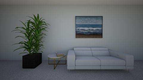 idk  - Living room  - by Karma Hitachinn