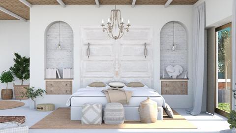 Alba bedroom - Bedroom  - by Charipis home