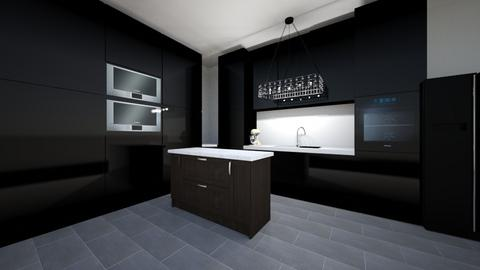 Kitchen - Modern - Kitchen  - by charlotteeichman2007