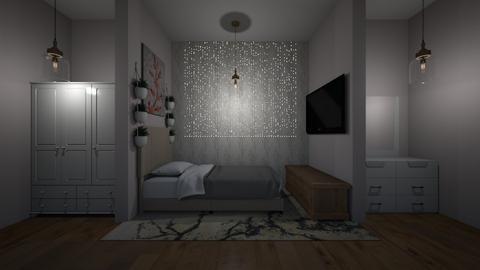 bedroom - Bedroom  - by bean boi