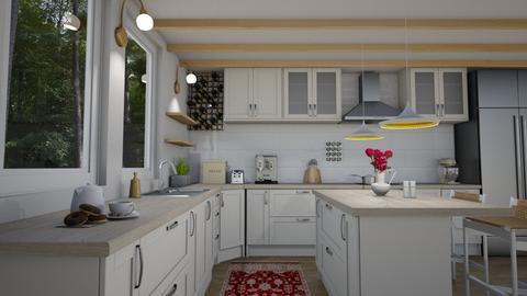 CHARLOTTE - Kitchen  - by danicamarr