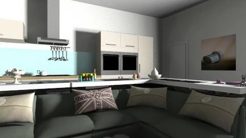 12222 - Classic - Kitchen  - by Bandara Beliketimulla
