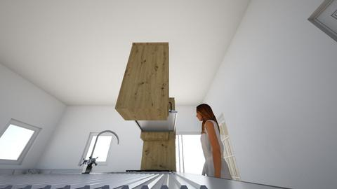 Jackie Lamontagne - Living room  - by jaylah123456