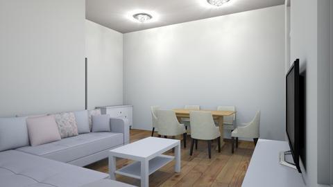 Greenwich _ Corner Sofa - Living room  - by SMcCrazy