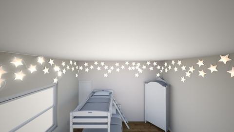 My Future Room - Minimal - Bedroom  - by dalizadarisman