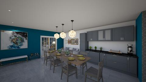 Dining Room - Modern - Dining room  - by KylaTH
