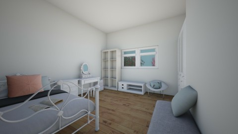 my room - Kids room - by Elisa Sage