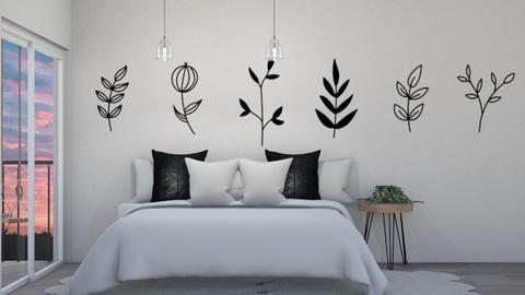 minimalist_white - by FANGIRLdesigner