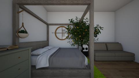 Indie room - Bedroom  - by eltico