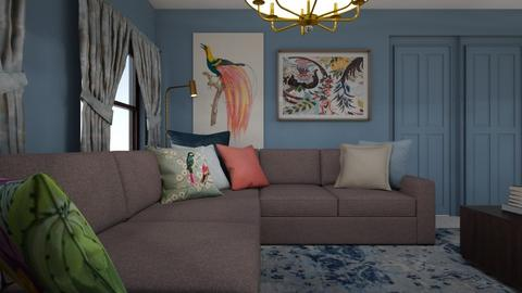 GC - Living room  - by Misty Moon