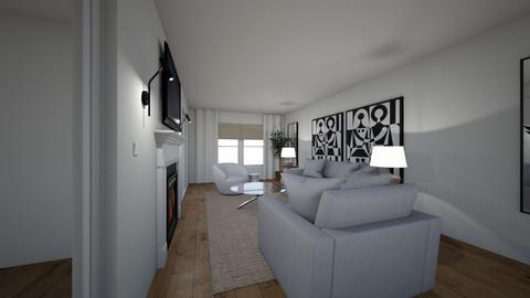 Living Room_1 - Living room  - by gabriellavozza