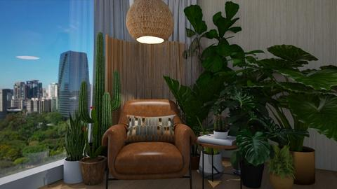 PLANTITATO - Living room  - by Chel_0270