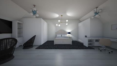 fancy room - Classic - Bedroom  - by MillieBB_fan