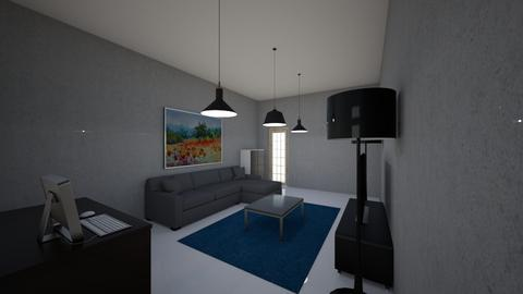 Sergio - Modern - Living room  - by sergiomsb