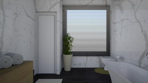 bathroom - Bathroom  - by Jelka Vik