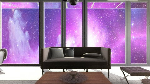 Cloudy spatial - Living room  - by vivianr