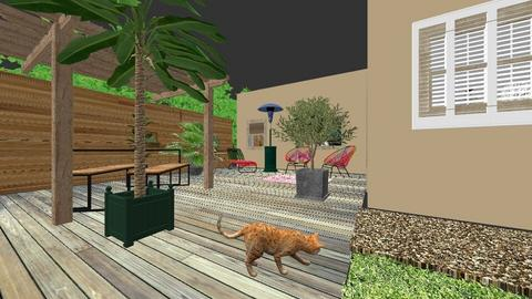 Demo Vacation home 2 - by Kit Griffin