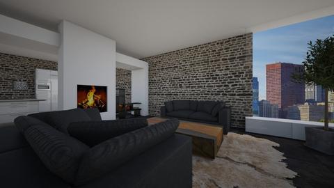 Bespoke - Living room  - by rosanebpf