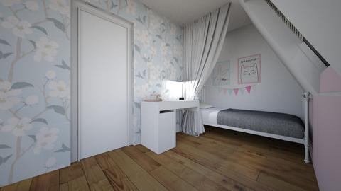 sypialnia - Bedroom - by xxasiulaxx05