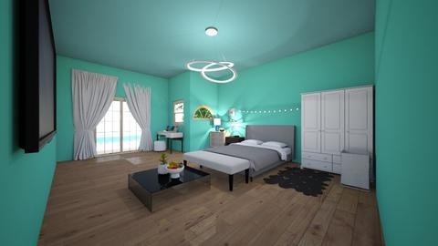 bedroom - Bedroom  - by IlI805