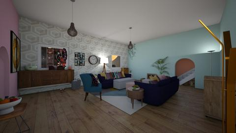 Classic Sitting Room - Modern - Living room - by HippieHorse