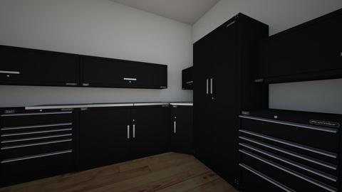 room 7 garage - Modern - by Schwaner