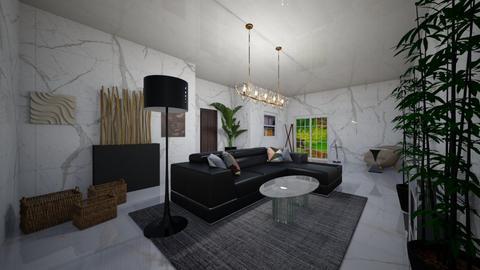 living room pt1 - Glamour - Living room  - by nazarein