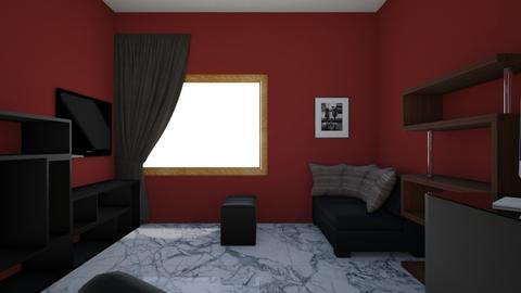 cuarto agaim12 - Bedroom  - by PaolaRoque