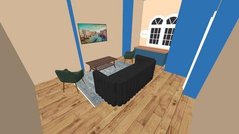 Patrick 1 - Living room  - by NevilleRoad