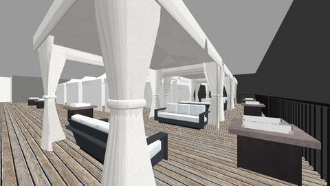 Rooftop Cabanas - Garden  - by reedyl