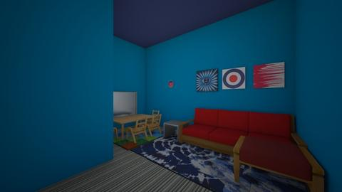 Kids reading room - by 0195397