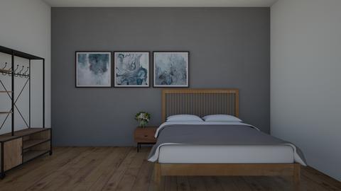 sea veiw - Bedroom  - by percy pig