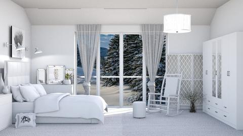 M_ Lena - Bedroom  - by milyca8