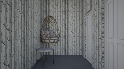 hallway - Modern - by taebay1 OSG