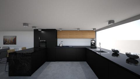 kitchen new - Kitchen  - by eliskat