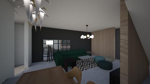 Dagmar 4 - Living room  - by valerietegenbos